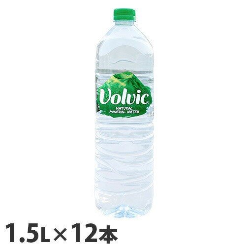 ボルヴィック volvic ミネラルウォーター 水 1.5L...