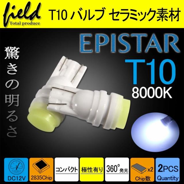 【2個セット 高品質 T10/T15/T16 LEDバルブ 面発...