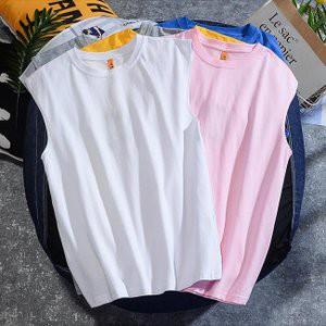 【2枚ごとに500円OFF】Tシャツ ノースリーブ メ...