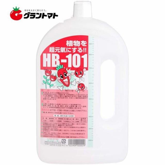 HB-101 1L 天然植物活力液 フローラ