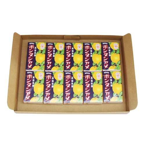(メール便で送料無料) セイカ食品 ボンタンアメ 1...