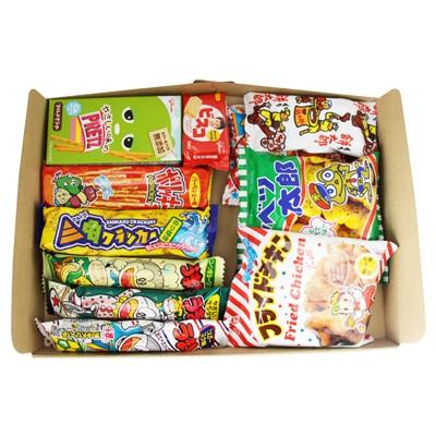 (メール便で送料無料) おかしのマーチ 駄菓子スナ...