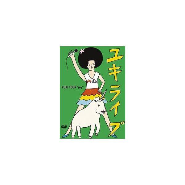 """中古:ユキライブ YUKI TOUR """"joy"""" 2005年5月20..."""