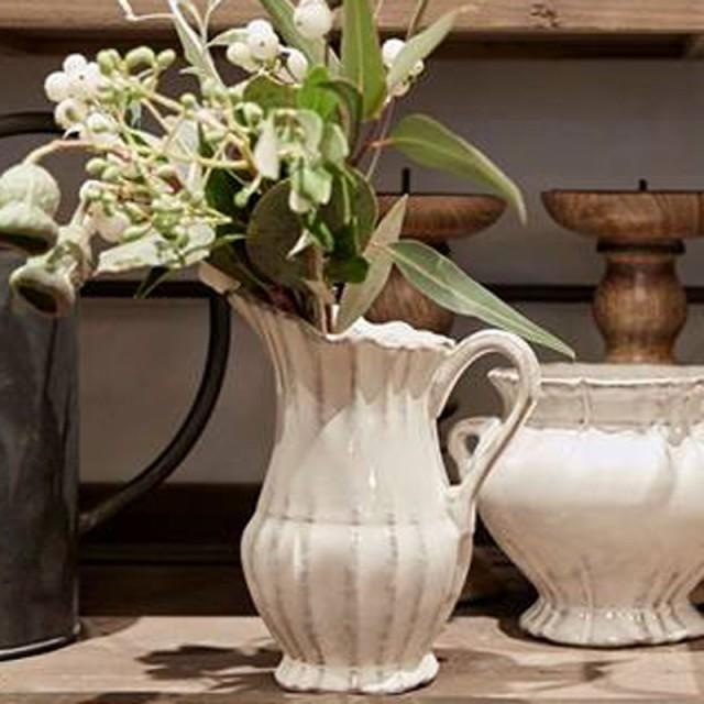 CERAMIC VASE COUNTRY NOMA ノーマ 120-482-100【フラワーベース 花器 花瓶 資材 花材 陶器雑貨 インテリア雑貨 アンティーク】