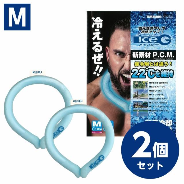 【2個セット (Mサイズ×2)】 山真 ICEG-M 神風 ア...