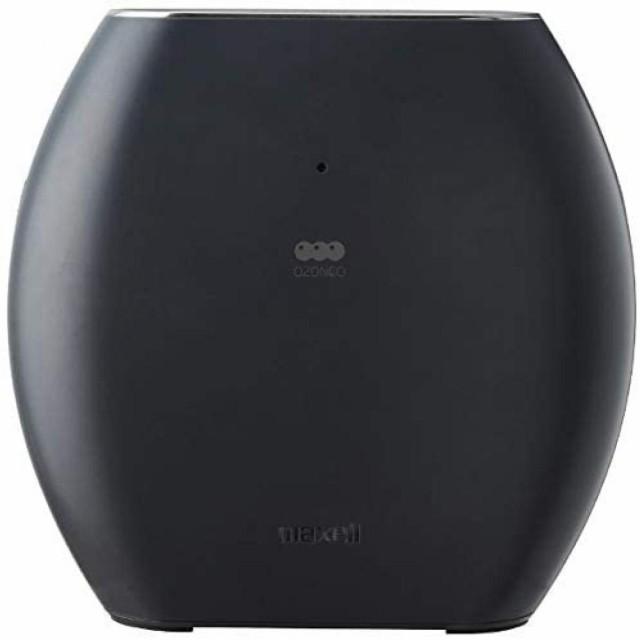 除菌消臭器 マクセル MXAP-AE270 (BK) ブラック ...