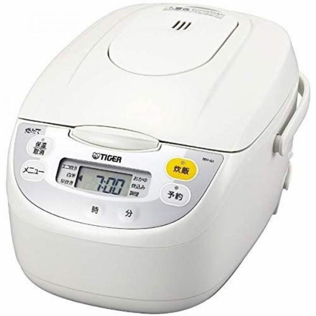 炊きたて マイコン炊飯器 5.5合 炊飯器 JBH-G101W...