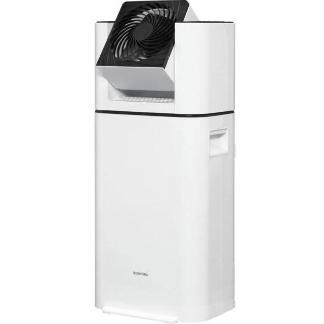 衣類乾燥除湿機 デシカント式 ホワイト IJD-I50 ...