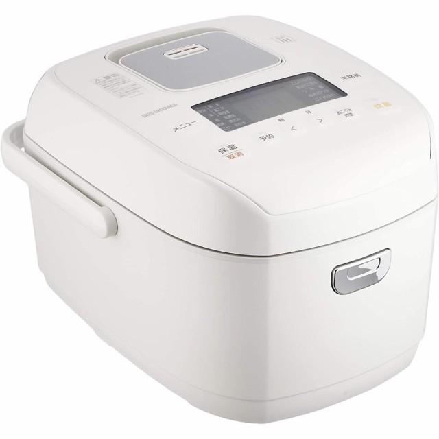 アイリスオーヤマ 圧力IH炊飯器 5.5合 圧力IH式 4...