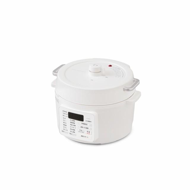 【100台限定】【即納】電気圧力鍋  圧力鍋 3L 鍋 ...