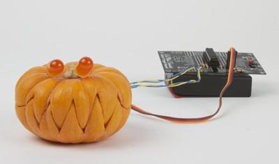 ロボットミニかぼちゃ(組立済)