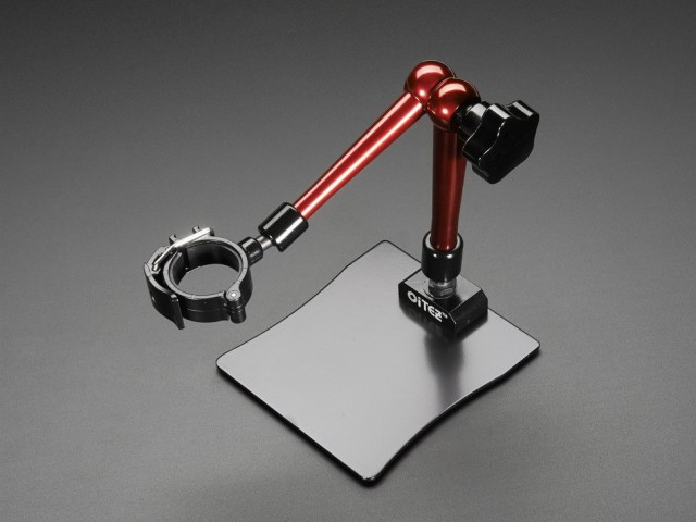 USBマイクロスコープ用スタンドアーム