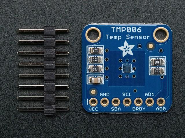 非接触赤外サーモパイルセンサー基板-TMP006