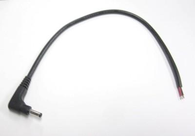 24Vdc/3A-3.5x1.35mmDCジャックオス+ケーブル240m...