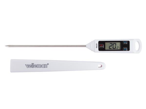 デジタルプローブ温度計 DTP9