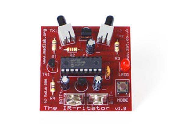 IRリモコン妨害器MLP118(組立済)