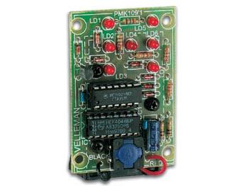 電子工作キット(電子サイコロ) WSG113