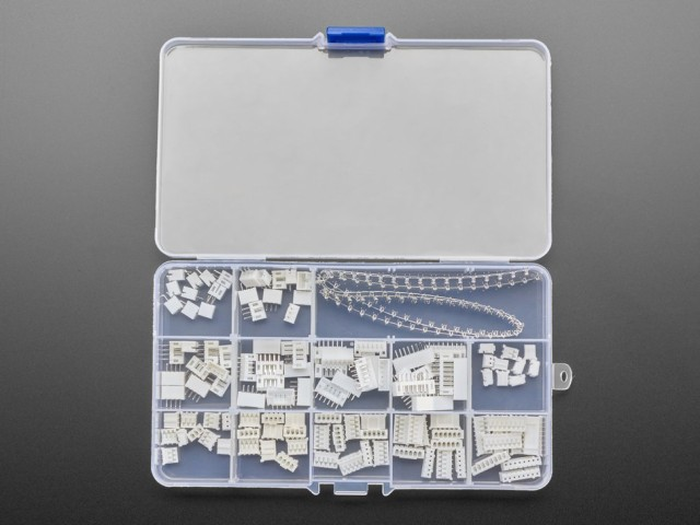 220pc JST PH ピッチ2.0mm コネクタセット