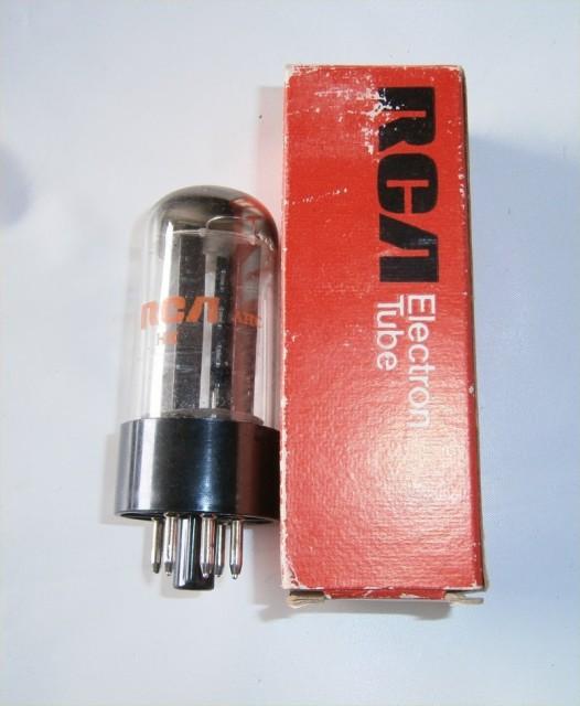 RCA 5Y3GT 元箱入り