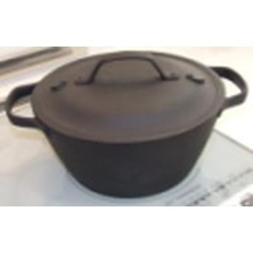 及源鋳造 南部鉄器 薪ストーブ 200VIH対応 鋳物鍋...