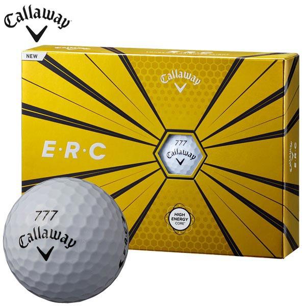 キャロウェイ ERC E・R・C ゴルフボール 1ダース...