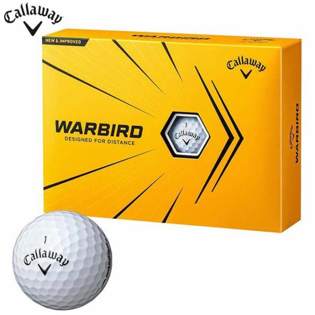 キャロウェイ WARBIRD ウォーバード ゴルフボール...