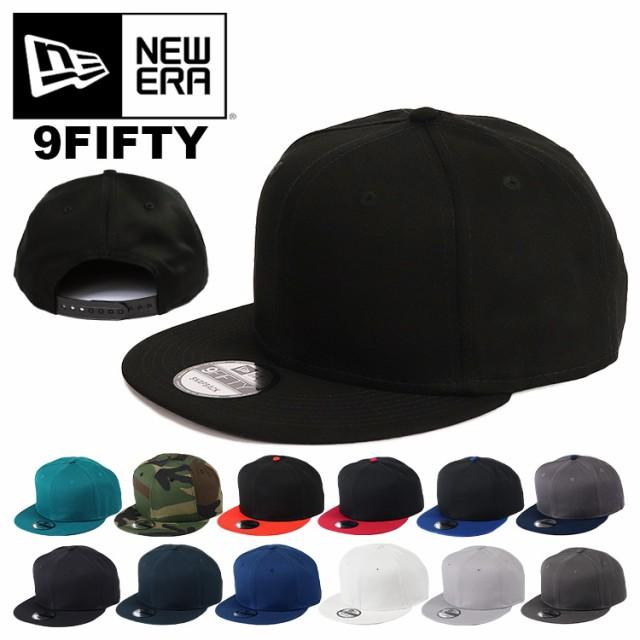 ニューエラ キャップ 無地 9FIFTY New Era 帽子 ...