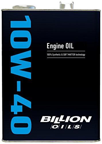 BILLION ビリオンOILS エンジンオイル 10W-4...
