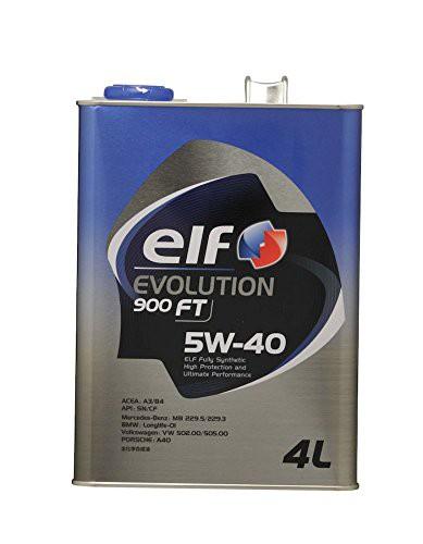 elf ( エルフ ) エンジンオイル【EVOLUTION 900 F...