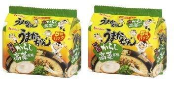 【10食セット】うまかっちゃん 博多からし高菜風...