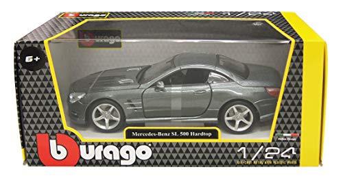 Bburago 1/24 メルセデス ベンツ SL500 ハードト...