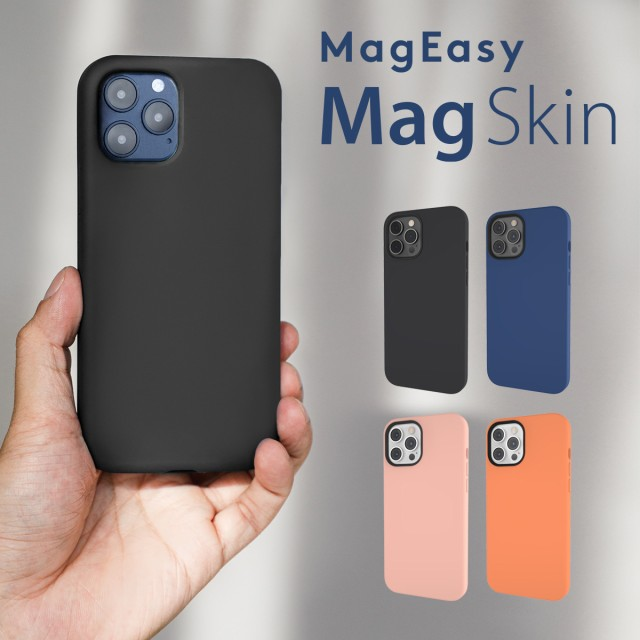 iPhone12Pro / iPhone12 ケース MagSafe 対応 マ...