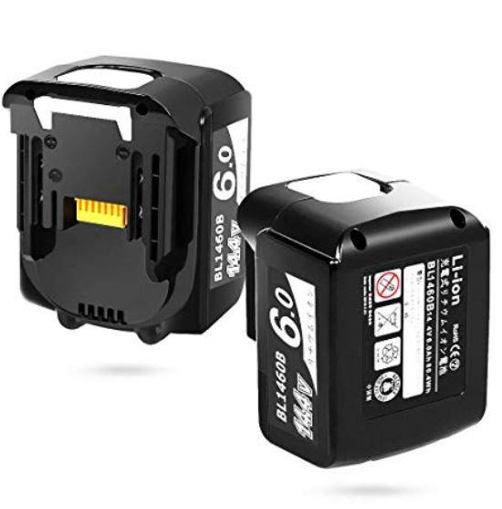 マキタ 互換バッテリー BL1460B バッテリー 2個セ...