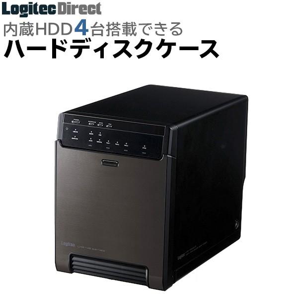 4台搭載可能 ハードディスクケース 3.5インチ USB...