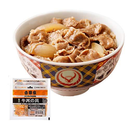 吉野家 冷凍ミニ牛丼の具30袋セット