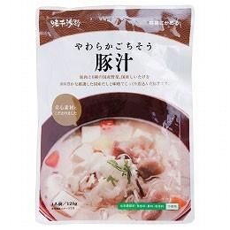 やわらかごちそう 豚汁(120g)【味千汐路】