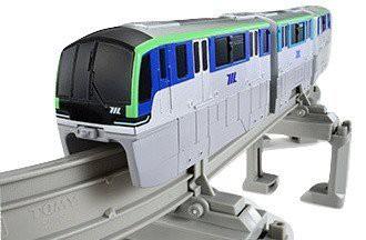 新品 TOMY プラレール限定車両 東京モノレール100...