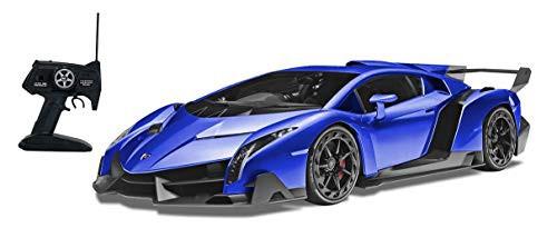 新品 1/10 RC ランボルギーニ ヴェネーノ ブルー...
