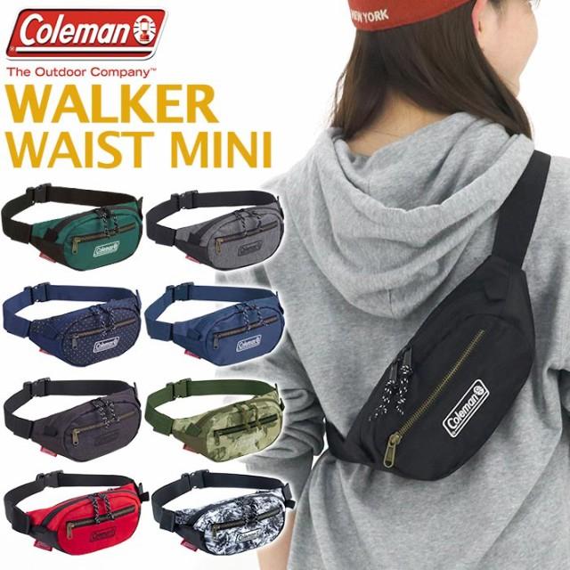 Coleman コールマン WALKER WAIST MINI ウォーカ...