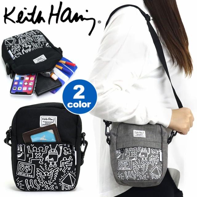 ショルダーバッグ Keith Haring キースヘリング ...