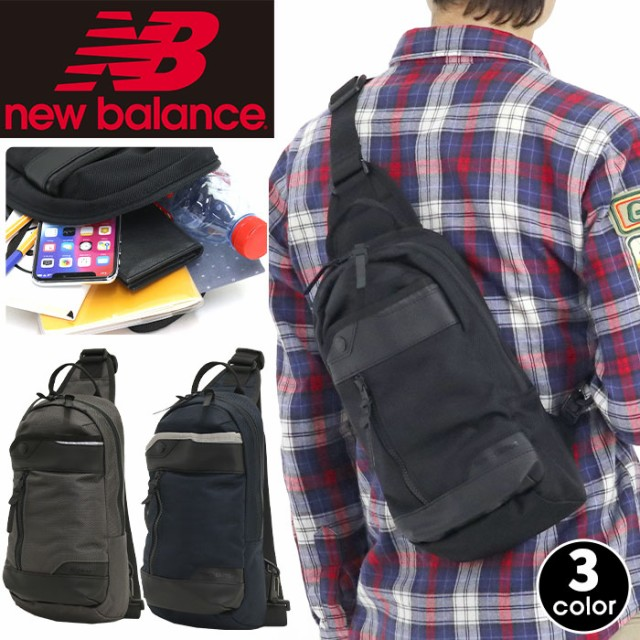 ボディバッグ new balance ニューバランス ワンシ...