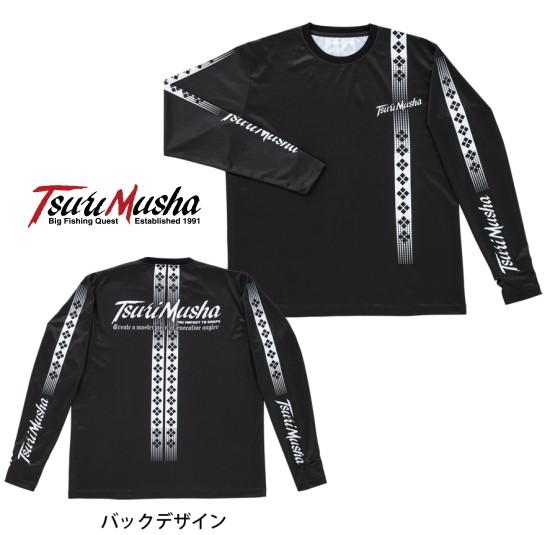 釣武者 クールフィット ロングTシャツ XXLサイズ ...