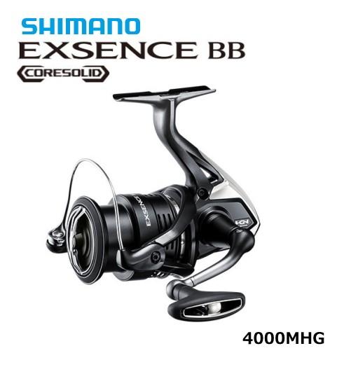 シマノ 20 エクスセンス BB 4000MHG / スピニング...
