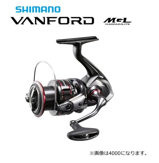 シマノ 20 ヴァンフォード 4000 / スピニングリー...