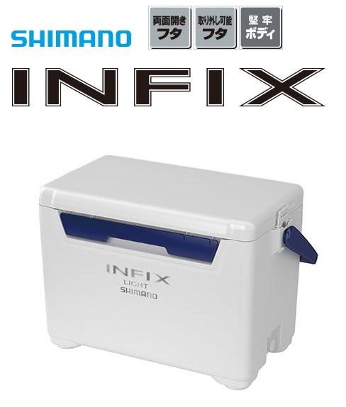 シマノ インフィクス ライト 270  LI-027Q  ホワ...