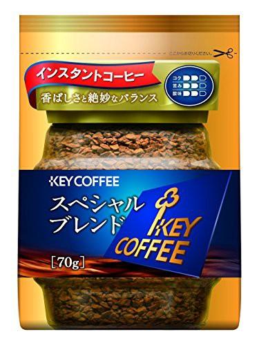 送料無料!キーコーヒー インスタントコーヒー ス...