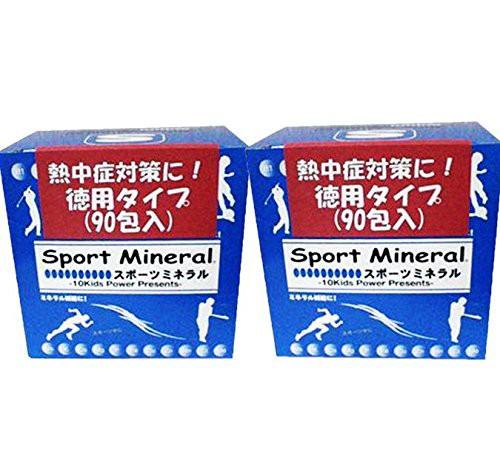 Sport Mineral スポーツミネラル 90袋入りタイプ ...