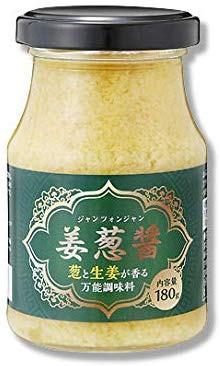 姜葱醤(ジャンツォンジャン) 万能調味料 180g ...