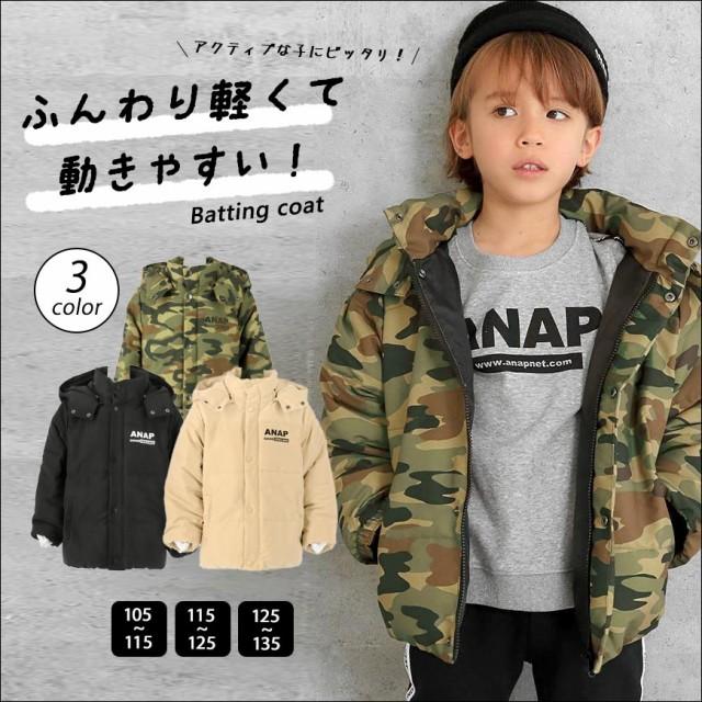 【50%OFF】ANAP KIDS アナップキッズ 中綿コート...