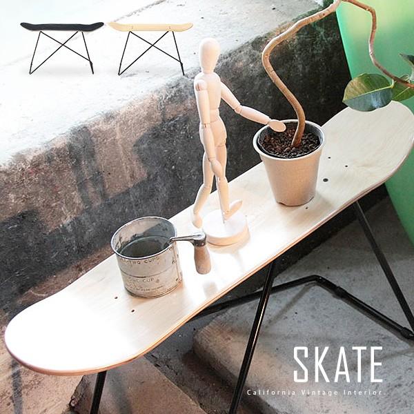 スケートボード スケートスツール スケートデッ...